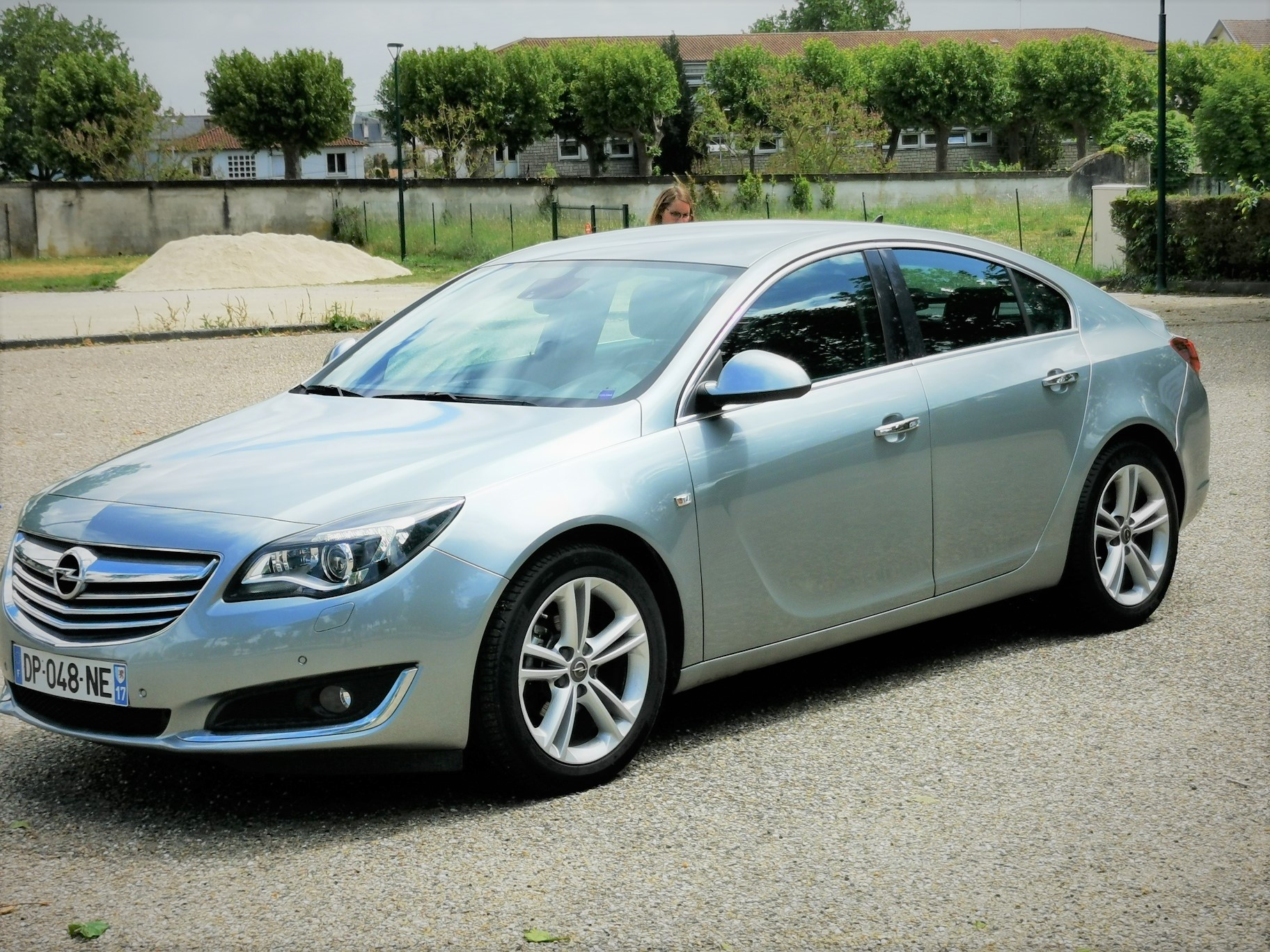 OPEL INSIGNIA COSMO PACK 20 D 140